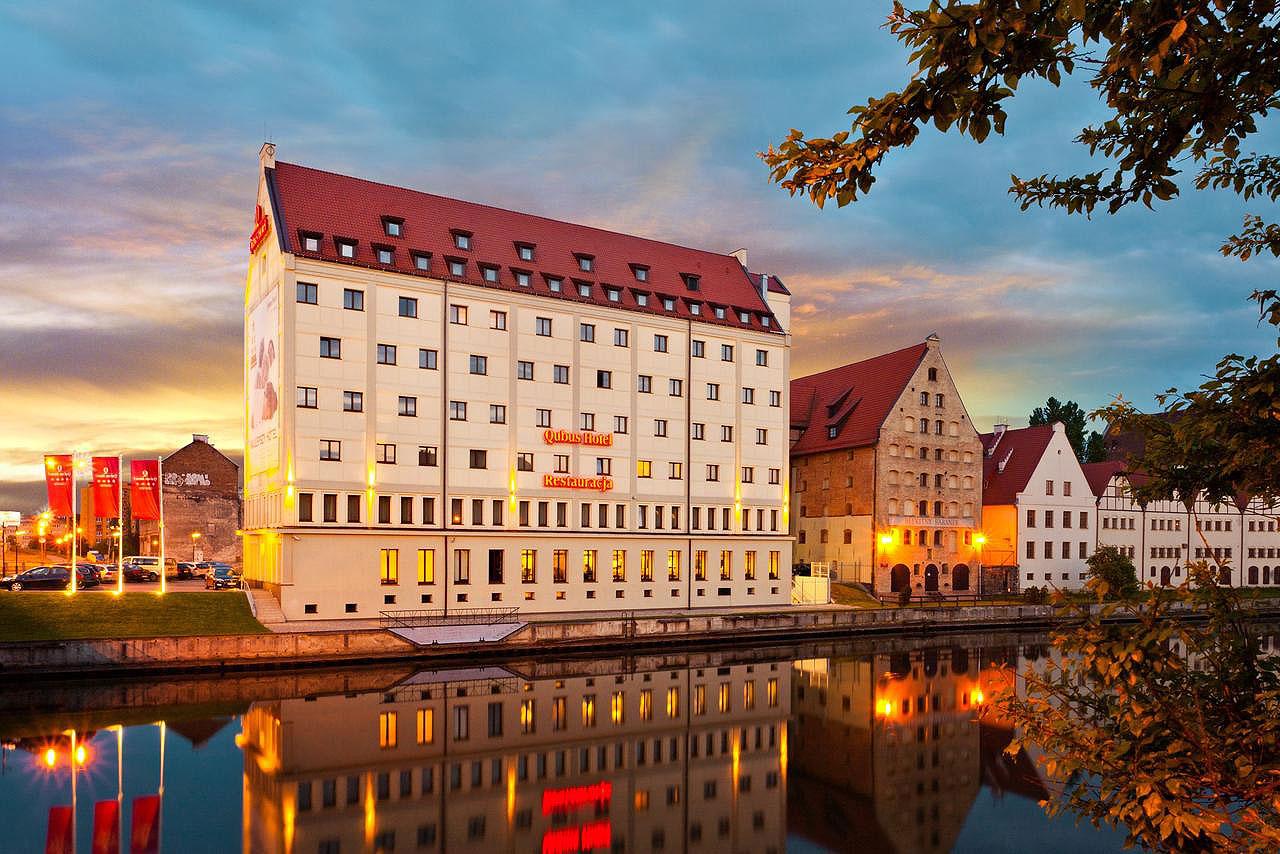 Hotel Qubus w Gdaśku